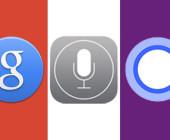 Stone Temple Consulting hat Google Now, Siri und Cortana gegeneinander antreten lassen.  Die Sprachassistenten mussten sich dabei über 3000 verschiedenen Fragen stellen. Und der Gewinner ist...