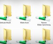 Netzwerk-Freigaben können in Windows leicht überhand nehmen. Das Windows-eigene Programm