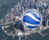 Google Earth soll in der neuen Version für Android eine schnellere und präzisere Karten-Darstellung bieten. Dafür hat der Internet-Konzern die 3D-Engine im Zuge eines großen Updates überarbeitet.