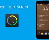 Microsoft hat mit Next Lock Screen eine Bildschrimsperre für Android-Smartphones entwickelt, die alle im Alltag gebräuchlichen Funktionen bereit hält.