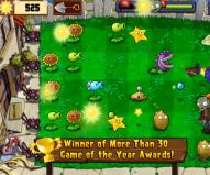 Plants vs. Zombies - Ein Klassiker unter den mobilen Spielen - bei dem kunterbunten Tower-Defense-Spiel Pflanzen gegen Zombies verteidigen Sie mit tapferen Pflanzen Ihren Vorgarten vor den anrückenden Zombies.