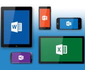 Ab sofort sind Microsofts Office Apps kostenlos für Android- und iOS-Nutzer verfügbar, ein Konto für Office 364 ist nicht mehr erforderlich.