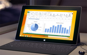 Microsoft Surface 2 mit Windows RT