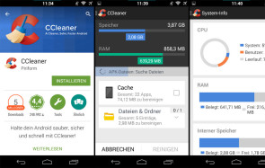 App Cleaner for Android 1.07