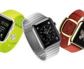 Apple Watch in verschiedenen Versionen