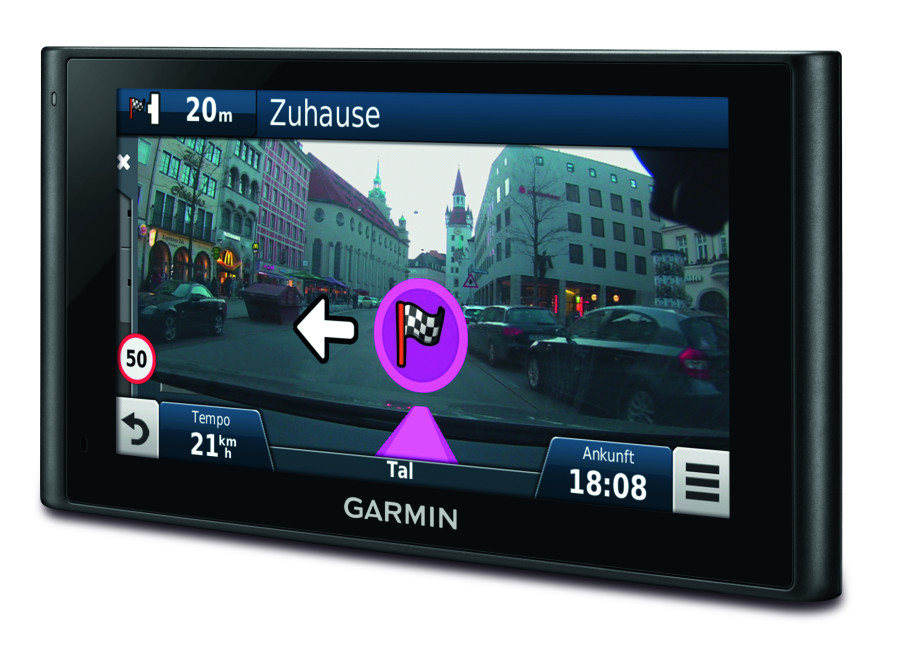 garmin n vicam navi und dashcam in einem. Black Bedroom Furniture Sets. Home Design Ideas
