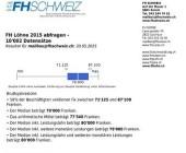 Das verdienen Schweizer Fachhochschulabsolvierende