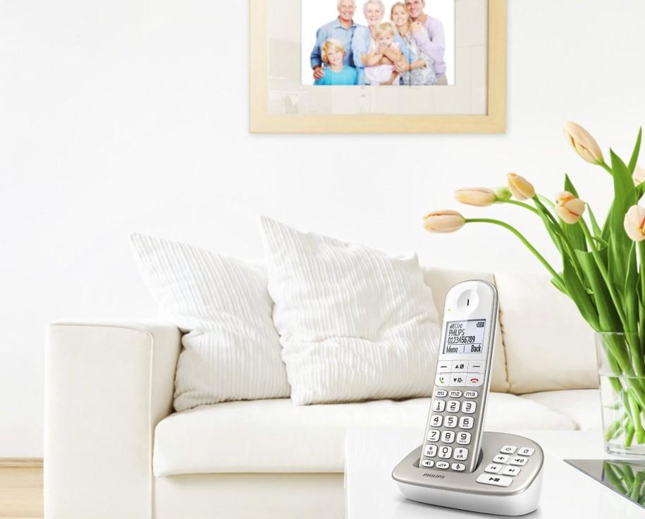 Philips XL495 im Test: DECT-Gerät nicht nur für Senioren ...