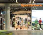 Eingang von Sport Scheck in Mönchengladbach