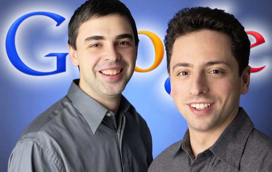 Larry Page und Sergey Brin - google-page-brin_w915_h580