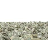 Geldscheine in Dollar