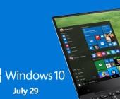 Windows 10 auf Notebook