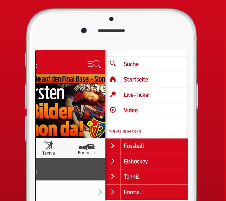 blick gruppe lanciert neue sport app onlinepc ch