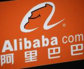 Website von Alibaba