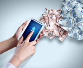 Geld aus dem Smartphone-Mobile Payment