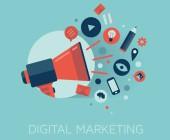 Grafik zu Digitalem Marketing