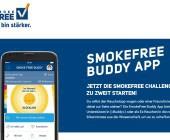 Neue App für die Rauchentwöhnung