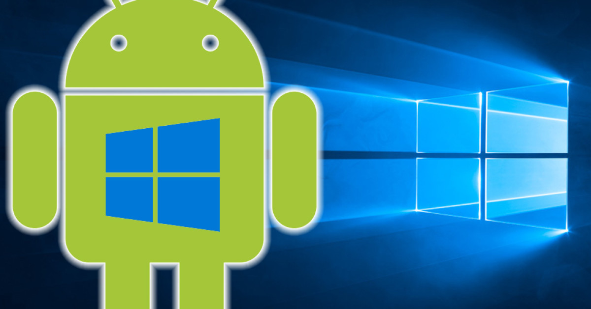Windows Unter Android