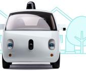 Das selbstfahrende Google-Auto