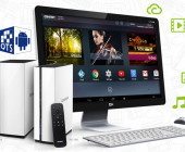Qnap TAS-x68-Serie mit Android
