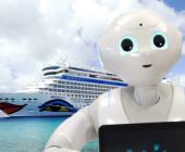 Service-Roboter Pepper heuert bei Aida Cruises an