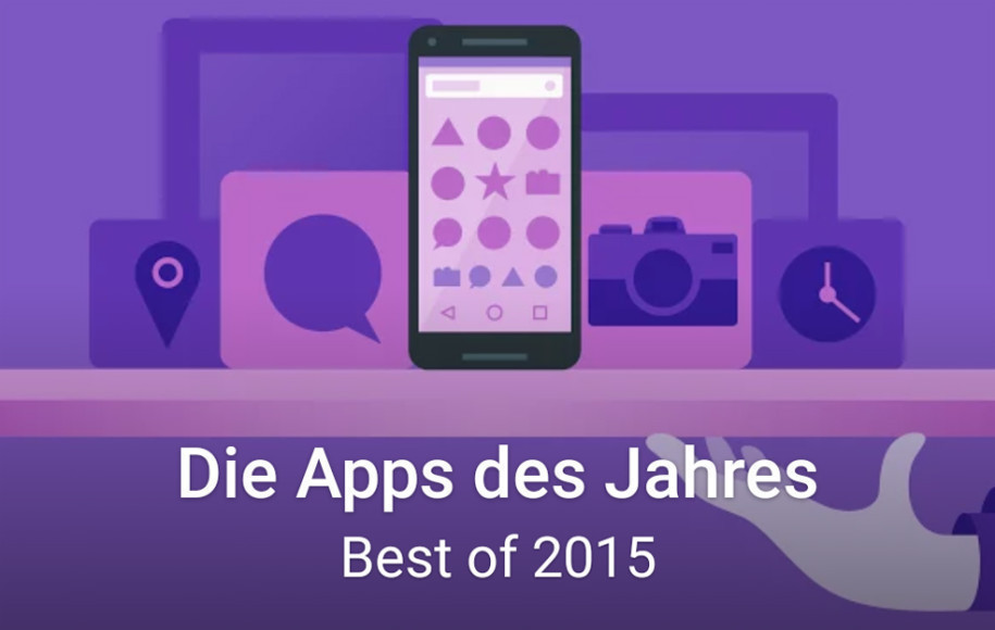 die besten android apps des jahres 2015. Black Bedroom Furniture Sets. Home Design Ideas