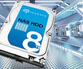 Seagate NAS HDD 8 TB