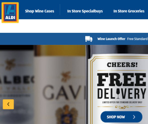 Aldi Onlineshop UK