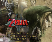 Twilight Princess HD überrascht mit neuem Gameplay