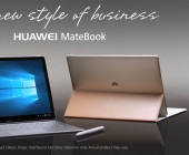 Huawei MateBook im Hands-on