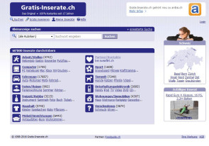 Gratis inserate ch immobilien