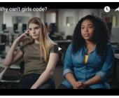 Zu grosse Brüste hindern Frauen beim Programmieren