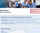 Kostenlose 24/7-EM-Pannenhilfe fürs neue TV-Gerät