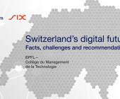 Nachholbedarf für die Schweiz im Bereich der Digitalisierung