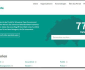 Schweizer Open-Government-Data-Projekt prämiert