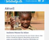 Digitale Spendenplattform für die Schweiz gestartet