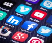 Soziale Netze auf dem Smartphone