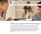 Swisscom Digital Lab bei EPFL in Lausanne eröffnet