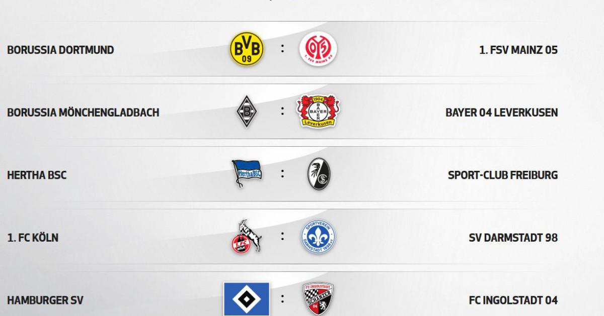 Www.Bundesliga.De Spielplan