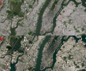 Gross-Update für Google Maps und Earth mit schärferen Satellitenfotos