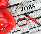 Job-Anzeige