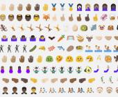 Android Nougat Emojis