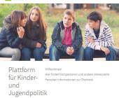 Neue Plattform für Kinder- und Jugendpolitik in der Schweiz