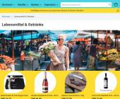 siroop neu mit Wein- und Lebensmittel-Angebot