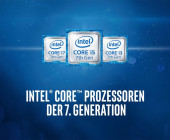 Intel Core Prozessoren der 7. Generation