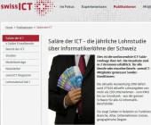 Schweizer IT-Löhne 2016