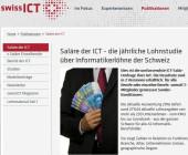 Das verdienen Informatiker in der Schweiz 2016