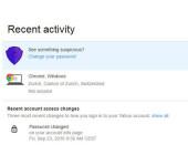 So überprüfen Sie, ob Ihr Yahoo-Konto gehackt wurde