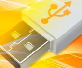 Probleme beim Erkennen des USB-Sticks