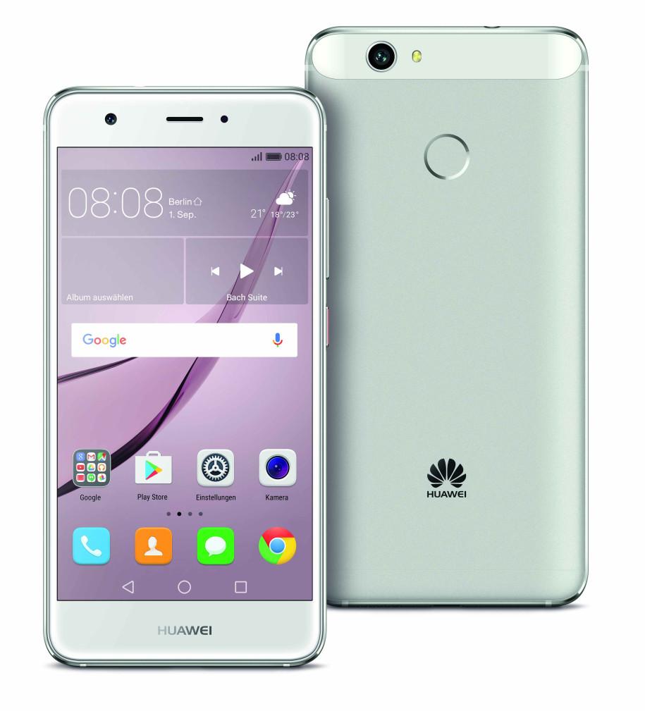 Edle Mittelklasse: Das taugt das Huawei Nova